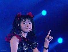 ax-metal wing — BABYMETAL World Tour 2015 (Makuhari)Head Bangya!!...