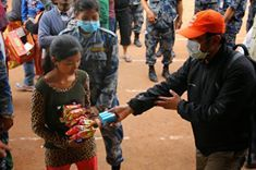 #NepalEarthquake survivors need food, clean water, shelter and medication. #CARE is on the ground in Nepal assisting with aid. Help us reach out to more. Share the message, and donate here: http://careindia.org/give-earthquake-np?cid=NP201501HP Photo - Grishma/CARE
