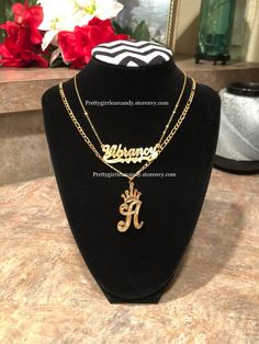 Double plated chains custom orders Jordan Outfits Womens, Handbag Accessories, Jewelry Accessories, Urban Jewelry, Cute Jewelry, Luxury Jewelry, Bling Bling, Diamond Jewelry, Jewelry Watches