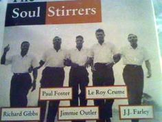 SAM COOKE AND THE SOUL STIRRERS - JESUS BE A FENCE AROUND ME