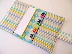 Note pad and colours holder = completed holds 4 crayons  in each slot need to make another now