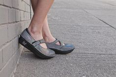 Alegria Shoes Dayna Spring Dottie from Alegria Shoe Shop - now on closeout!