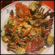 TOPSPOT Foodcourt - #Seafood experience by @penaberkala #Sarawak #Kuching