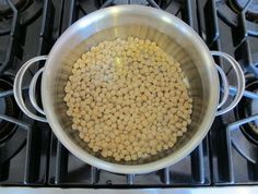 How to Soak and Cook Chickpeas 2