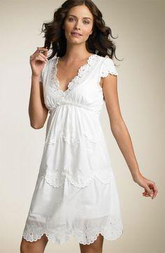 V-Ausschnitt Satin Hochzeitskleider für die Schwangere Minilang [#UD3689] - schoenebraut.com