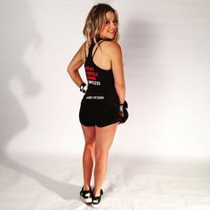 A cheeky behind the scenes snap of the beautiful @zusje_h for the NZ Fighting Championships! This awesome MMA event is taking place October 17th at Cowles Stadium, Chch. Tickets $30 available from Limitless Supplements, 22 Stanley Street