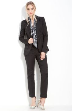 Rachel Zoe dresses you in 'Kyle' #blazers #jackets | @rachelzoe