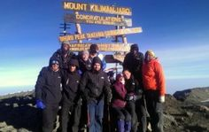Climb #Kilimanjaro with private Expeditions and team full moon