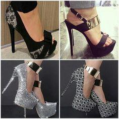 Love all 4 Me Too Shoes, Stiletto Heels, Platform, Fashion, Gorgeous Heels, Moda, Fashion Styles, Heel, Wedge