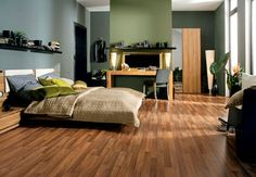 Schlafzimmr-parquet-parallel-transfer-two-tone-green-color.jpg (600×415)