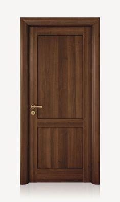 Wooden Glass Door, White Wooden Doors, Wooden Front Door Design, Modern Wooden Doors, Interior Door Trim, Interior Door Styles, Door Design Interior, Flush Door Design, Door Gate Design
