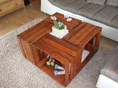 wohnzimmertisch truhe bauanleitung zum selber bauen selber machen wohnraum pinterest. Black Bedroom Furniture Sets. Home Design Ideas
