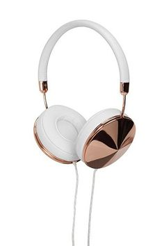 Frends Layla Headphones in Rose Gold - Urban Outfitters