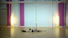 Pole Art Routine 79 - Level 5 (Beyoncé - Runnin)