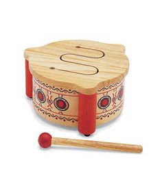 Drum From Pintoy from The Wooden Toybox