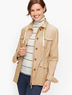 Plus Size Outerwear, Outerwear Jackets, Coats For Women, Jackets For Women, Beaded Jacket, Classic Style Women, Modern Classic, Columbia Sportswear, Field Jacket