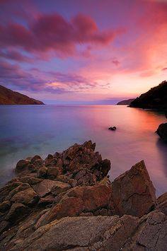Nagsasa Cove: Gateway Sunset | Flickr - Photo Sharing!