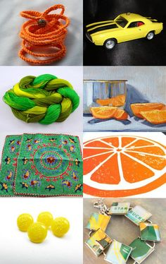 Citrus by Lisa on Etsy--Pinned with TreasuryPin.com