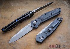 KnivesShipFree - Benchmade Knives: 940-1 - Osborne - Carbon Fiber, $263.50 (https://www.knivesshipfree.com/benchmade-knives-940-1-osborne-carbon-fiber/)