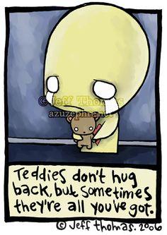 pon an zi  snails | teddy hugs