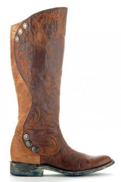 Old Gringo cowboy boots. Love the design. Would like to see it in two tone. @Kaycee Deecee what do you think of these?