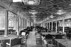 The Titanic sank almost 104 years ago to the day, but while many things have changed in the world over the last century, one thing remains the same: the contrast between first class and economy food.