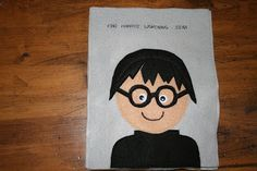 Chris and Cami: Harry Potter Quiet Book