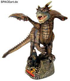 Dragonheart: Draco, Modell-Bausatz ... https://spaceart.de/produkte/dgh001.php