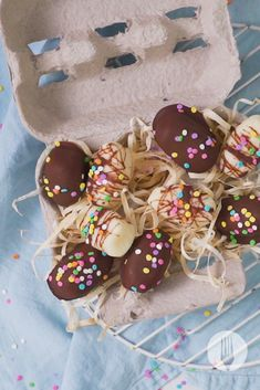 5-Ingredient Coconut Ice Eggs