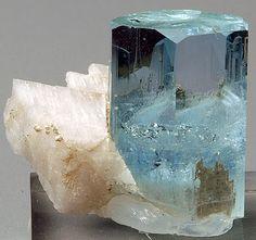Aquamarine, my birth stone