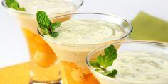 elianeogata:      Se você quer comer uma sobremesa, sem abusar, a receita é essa!    Ingredientes:   Salada: 4 colheres (sopa) de açúcar 3 fatias de abacaxi cortado em cubos 2 bananas-pratas médias co