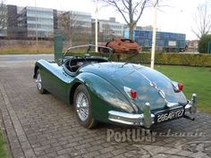 Jaguar XK 140 C-type Roadster  1956 for sale 2
