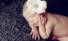 Baby Headbands..Infant Headband..Baby Girl by whisperbugboutique