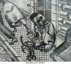 Frankfurt Oder, Germany. 24th Oct, 2013. The etching 'The Match Seller' from 1920 by Otto Dix (1891-1969) in the exhibition 'Degenerate Art' at the Museum Junge Kunst in Frankfurt Oder, Germany, 24 October 2013. In 1937, the Nazis held an art exhibition in Munich of what they considered to be 'degenerate art.' The museum is showing a portion of these works from 27 October 2013 until 26 January 2013. Photo: PATRICK PLEUL/dpa/Alamy Live News - Stock Image