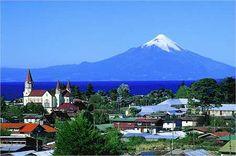 Ciudad de Puerto Varas - Chile