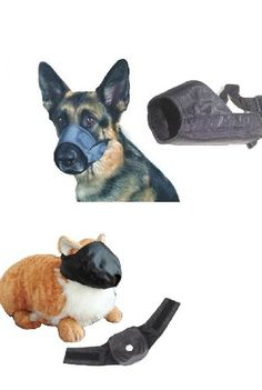 12 Pack Dog and Cat Grooming Muzzles, Groomers Muzzle Set by Pet Supply City - http://www.thepuppy.org/12-pack-dog-and-cat-grooming-muzzles-groomers-muzzle-set-by-pet-supply-city/
