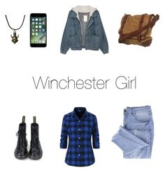 """Winchester Girl"" by lorwinchester on Polyvore featuring moda e Essie"