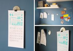 Give Away Week: Our 2014 Calendar (for you!)