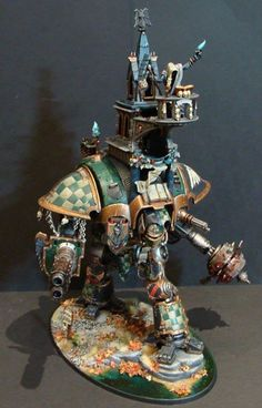 Dark Angels Fallen - Yvain, the Lost Knight of New Caliban
