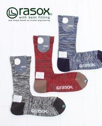 rasox [ ラソックス ] DRミックス 4色 ca090cr10