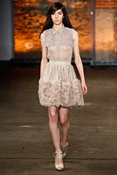 Christian Siriano - Spring 2012 Ready-to-Wear - Look 23 of 39