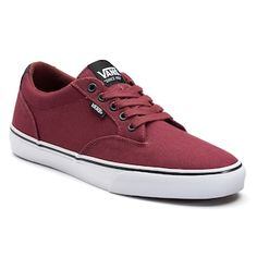 Vans Winston DX Men's Canvas Skate Shoes