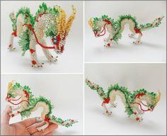 Eastern dragon by Rrkra.deviantart.com on @deviantART