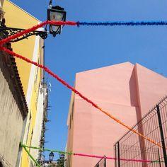 Lisbon colour.. #summerholidays