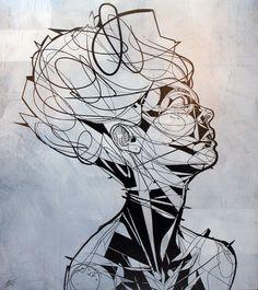 Jason Thielke   Laser etched Beauty inspiration
