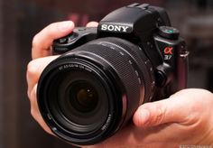 Sony A37 dSLR-class camera - 7 or 5.5fps