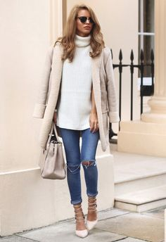 Beautiful 100 Winter Outfits to Copy Right Now – Wachabuy The post 100 Winter Outfits to Copy Right Now – Wachabuy… appeared first on Fashion . Simple Winter Outfits, Winter Fashion Outfits, Autumn Winter Fashion, Fall Outfits, Winter Outfits Women, Casual Outfits, Casual Winter, Winter Maternity Outfits, Cochella Outfits