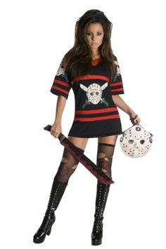 Our Friday the costumes are perfect for getting a scary costume this Halloween. Get a Jason Voorhees costume for Halloween and scare the neighbors. Plus Halloween Costumes, Scary Costumes, Halloween Fancy Dress, Halloween Outfits, Adult Costumes, Costumes For Women, Adult Halloween, Halloween Party, Spirit Halloween