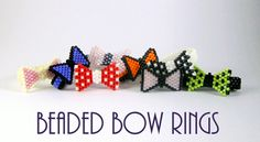 Bead Ruckus Giveaway! October 2012  -  These are so adorable!