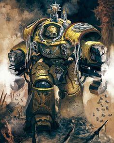 Warhammer Art, Warhammer 40000, Tau Empire, Imperial Fist, Religious Paintings, Rage Comics, Space Marine, Dark Fantasy, Cool Artwork